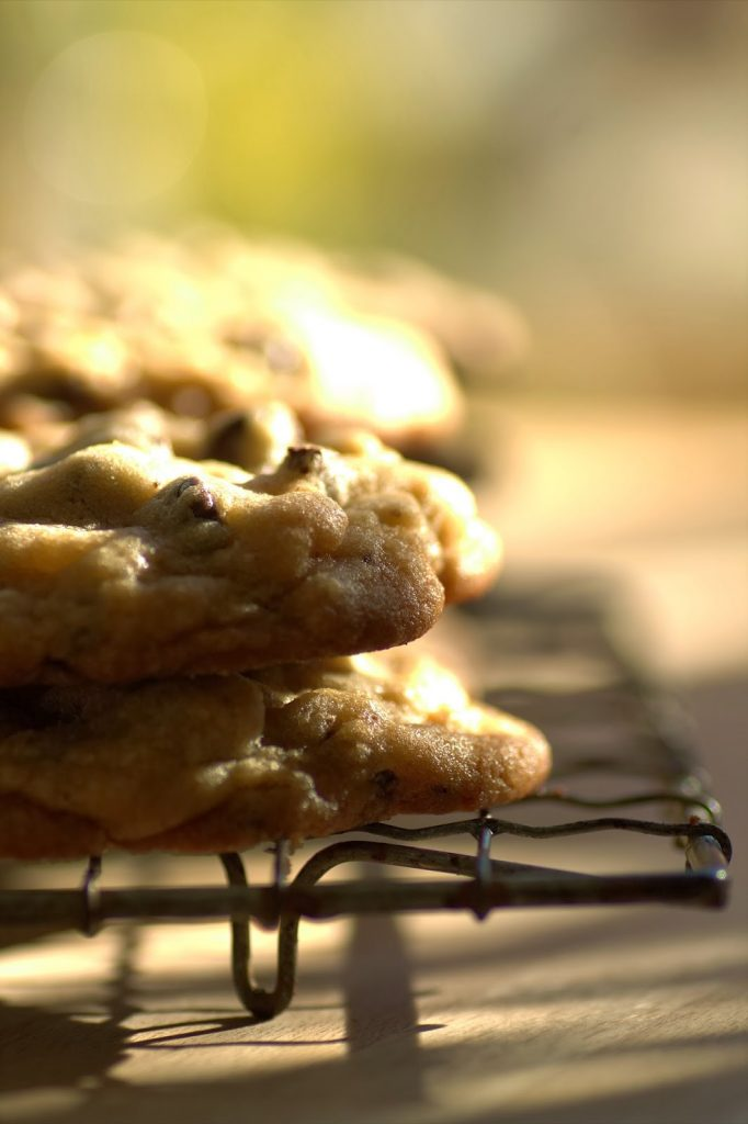 World's best chocolate chip cookies.